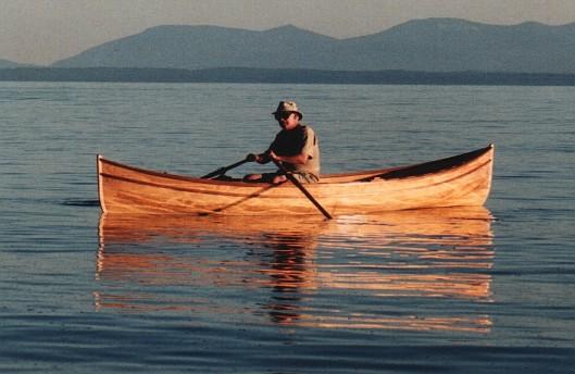 Handliner replica migration for Garden design troller boat